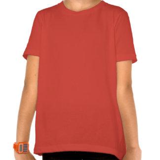 La camiseta de los niños del rescate del conejillo
