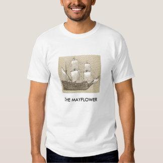 La camiseta de Mayflower Camisas