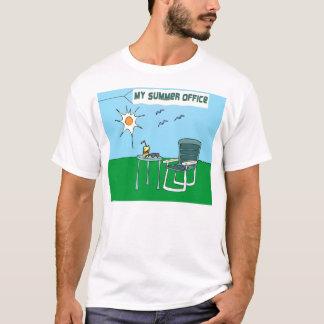 La camiseta de mis del verano hombres de la