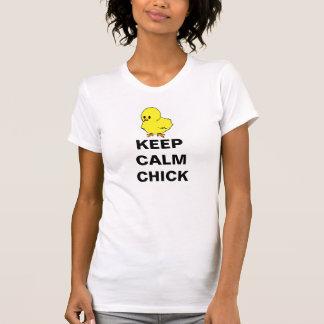 La camiseta de Pascua, GUARDA EL POLLUELO
