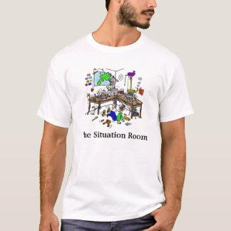 La camiseta de Radio Shack del jamón de la Sala de