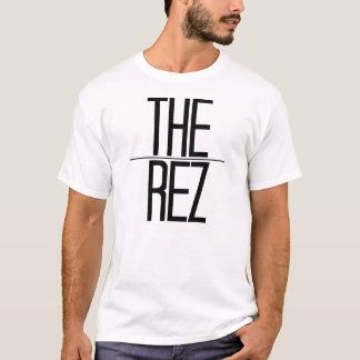 La camiseta de Rez