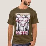 La camiseta de ROIDS para los hombres