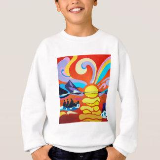 La camiseta de Skellig de la isla de los niños de