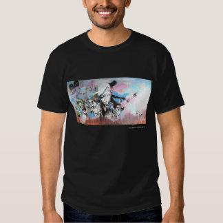 La camiseta de Slugganauts Poleras
