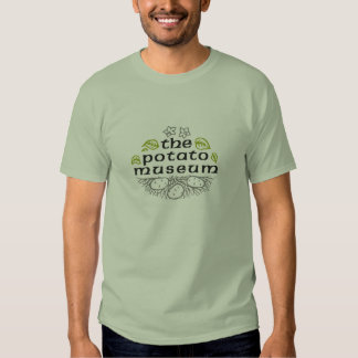 La camiseta de Tater para el hombre que valora Camisas