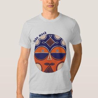 La camiseta del africano de Teke de los hombres Playeras