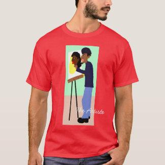 La camiseta del Artiste