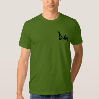 La camiseta del ayahuasca del DMT de la molécula Remeras