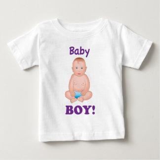 la camiseta del bebé