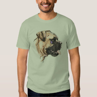 la camiseta del boxeador playera