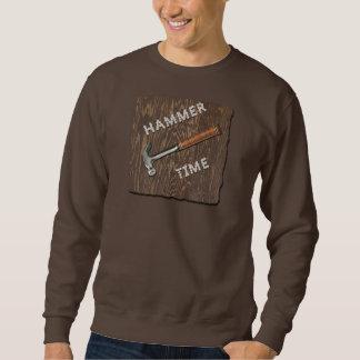 La camiseta del carpintero sudadera con capucha