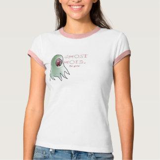 la camiseta del chica del AGUJERO del FANTASMA de Camisas