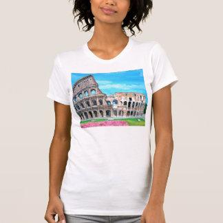 La camiseta del coliseo
