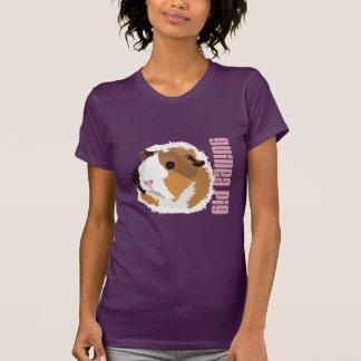 La camiseta del conejillo de Indias de las mujeres