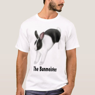 La camiseta del conejo de Bunmeister