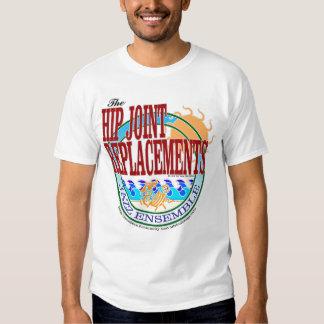 La camiseta del conjunto del jazz de los remera