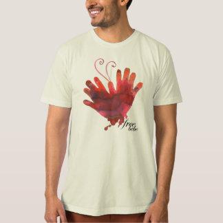 """La camiseta del """"del niño orgánico libre bebe"""" de"""