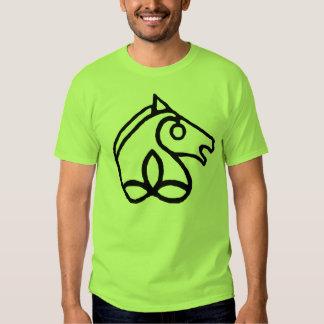 La camiseta del deporte de los hombres irlandeses camisas