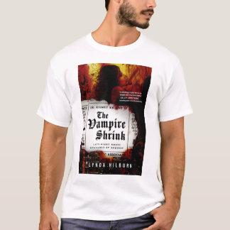 La camiseta del encogimiento del vampiro de los