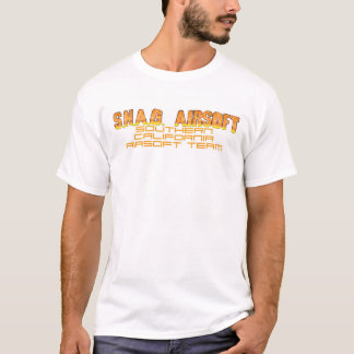 La camiseta del funcionario S.N.A.G. Airsoft