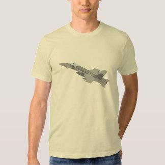 La camiseta del individuo de F/A-18C Playeras