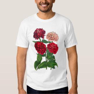 La camiseta del jardinero multicolor hermoso de remeras