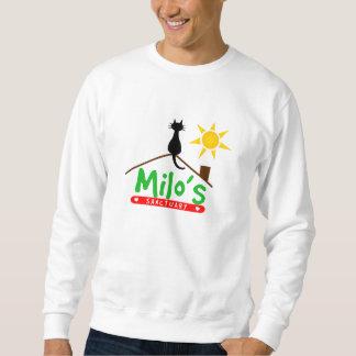 La camiseta del Milo Sudadera Con Capucha