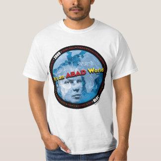 La camiseta del mundo de ABAD Playera