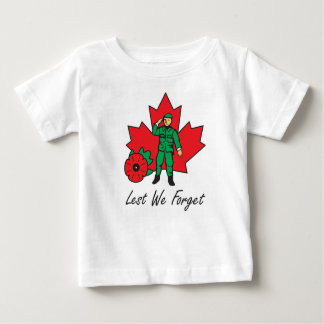 La camiseta del niño - a fin de olvidemos