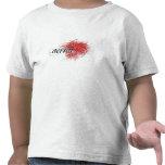 La camiseta del niño aéreo