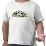 La camiseta del NIÑO CRUZADO de NICK