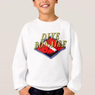 La camiseta del niño de Bonaire de la zambullida Remera