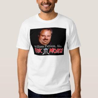 La camiseta del niño de Eric Morse Camisas