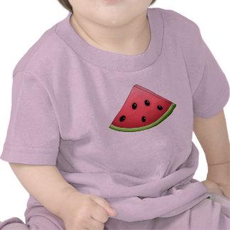 La camiseta del niño de la sandía