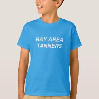 La camiseta del niño de los curtidores del área de remera