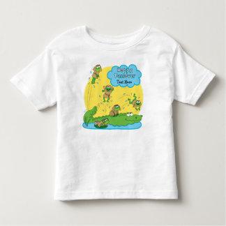 La camiseta del niño de lúpulo del Passover Remera