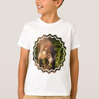 La camiseta del niño de Mundi del Coati