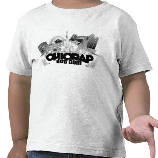La camiseta del niño de Ohiorap