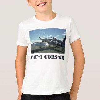 La camiseta del niño del corsario F4U-1