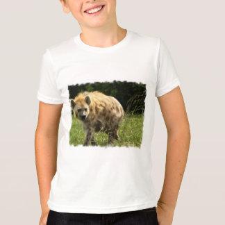 La camiseta del niño del Hyena Remera