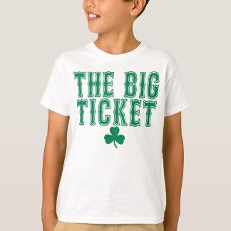 La camiseta del niño del lujo playeras