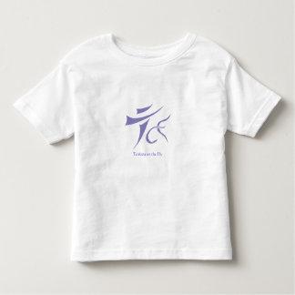 La camiseta del niño en marcha de Tenkara Polera