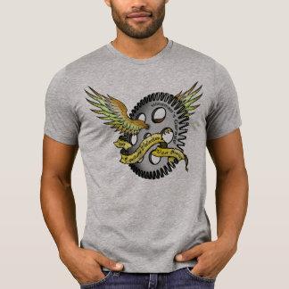 La camiseta del piñón del vuelo playeras