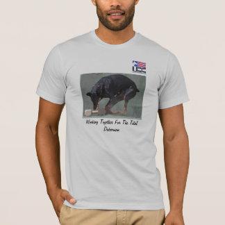 La camiseta del recuperación