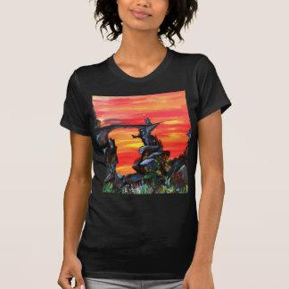 La camiseta del vigilante poleras