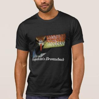 La camiseta destruida Bronzeback de Kopstein