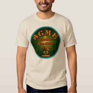 La camiseta eléctrica de la cumbre playera