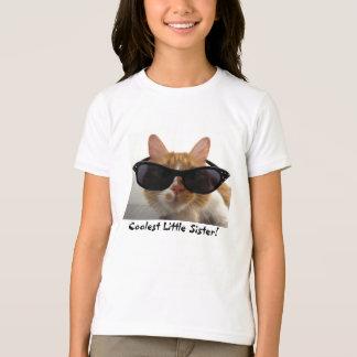 La camiseta fresca más fresca de los chicas del poleras
