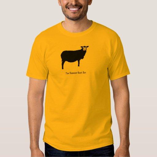 ¡La camiseta horrible del muchacho de la cabra!! Playera